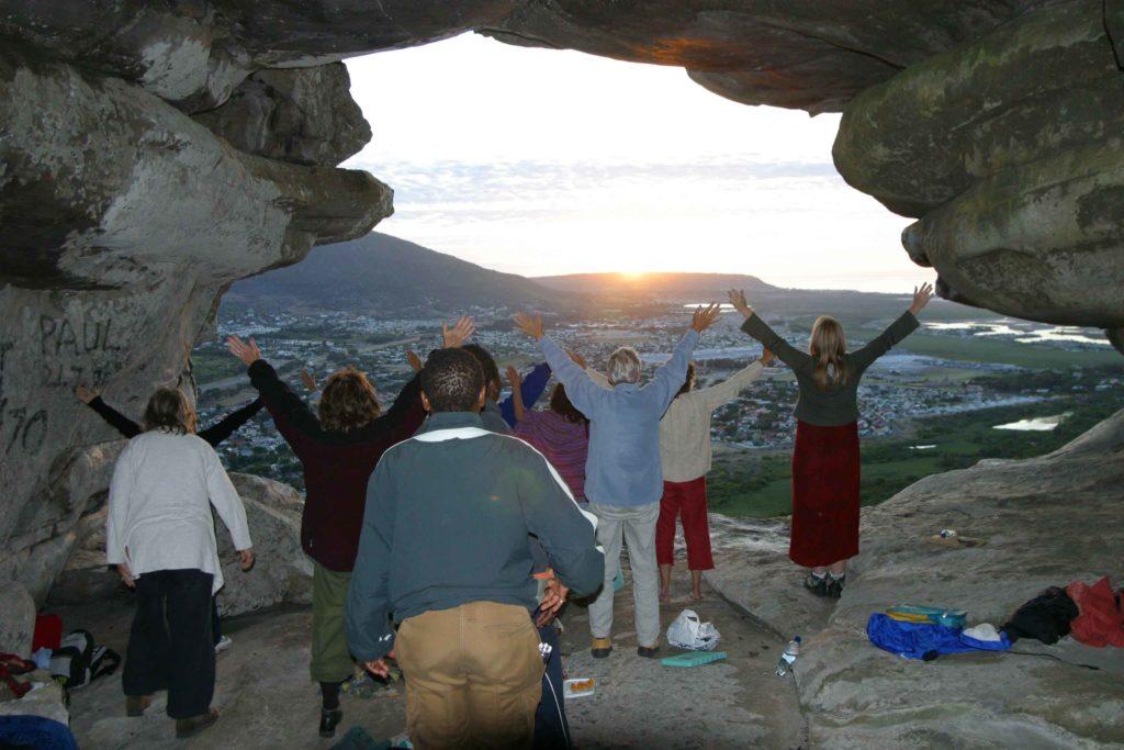 Sacred Sites crystal cave