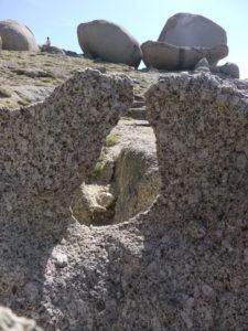 Sacred Sites logies rocks