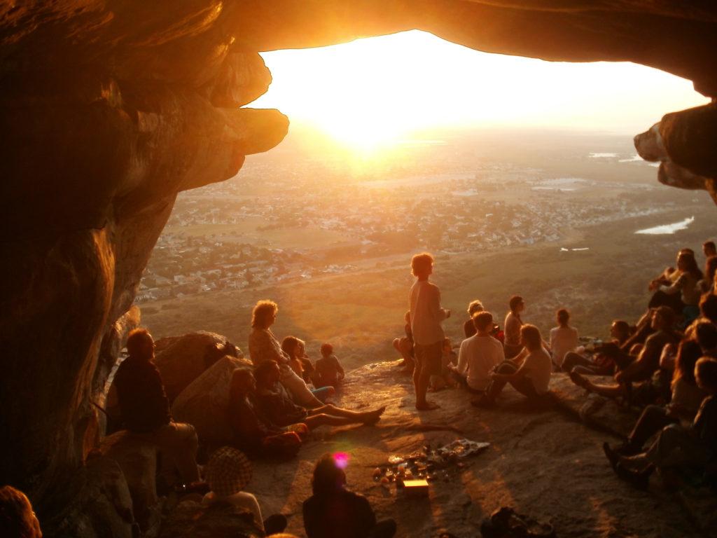 Sacred Sites sound healing