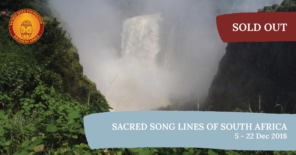 Sacred Sites spiritual journey