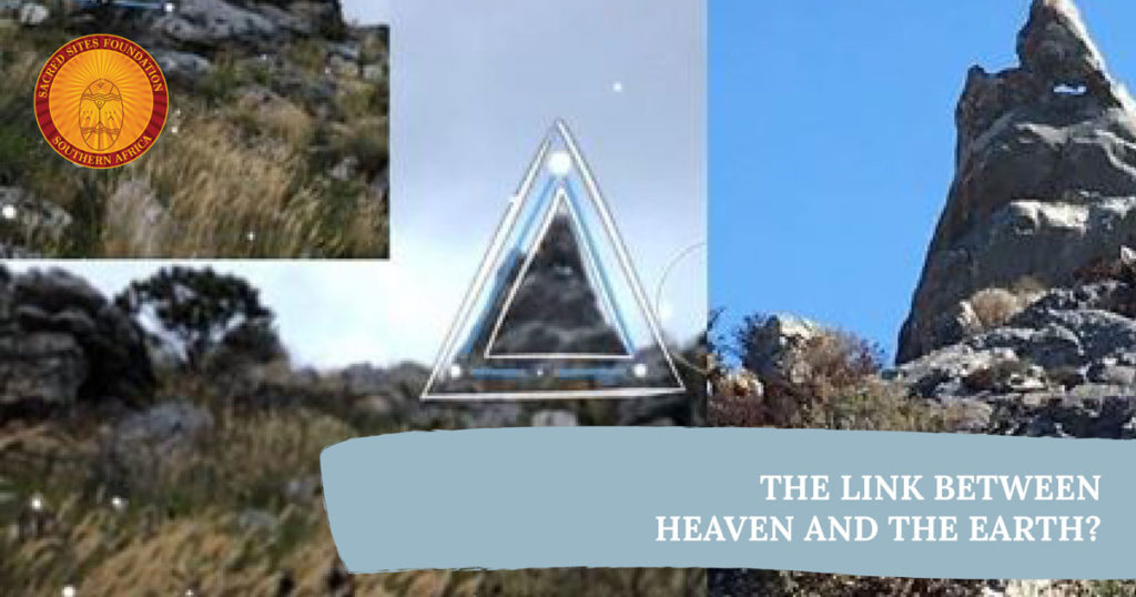Sacred Sites aligned with the stars