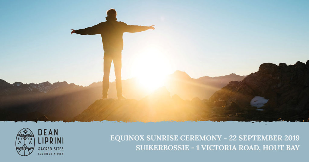 Sacred Sunrise this Spring Equinox